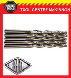 CARB-I-TOOL SMART 8G / 3.2mm COUNTERSINK TOOL REPLACEMENT DRILL BITS X 5