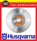 "HUSQVARNA 14"" / 350mm SEGMENTED UNIVERSAL DIAMOND BLADE FOR DEMOLITION SAWS"