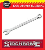 SIDCHROME SCMT22227 18mm RING & OPEN END METRIC SPANNER