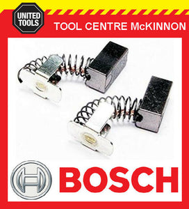 GENUINE BOSCH 2609199169 CARBON BRUSHES – SUIT GDR 18 V-Li, GDX 18 V-Li ETC