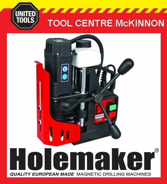 HOLEMAKER PRO 35 MAGNETIC BROACH DRILL PRESS
