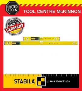 STABILA 600mm / 2ft AND 1200mm / 4ft TYPE 96-2 SPIRIT LEVEL TWIN PACK