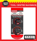 "HARON TAC1219 1/2"" & 3/4"" AUTOMATIC COPPER PIPE AND TUBE CUTTER TWIN PACK"