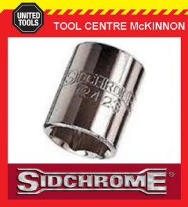 "SIDCHROME SOCKETS - 3/8"" DRIVE A/F TORQUEPLUS STANDARD - ALL SIZES AVAILABLE"