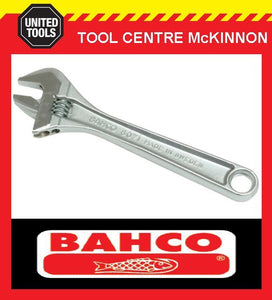 "BAHCO 8069 C 4"" CHROME FINISH ADJUSTABLE WRENCH SHIFTER"