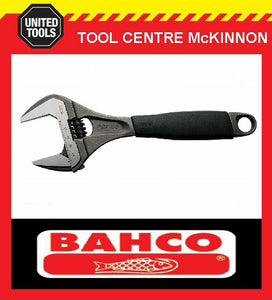 "BAHCO ERGO 9033 270mm – 10"" EXTRA WIDE OPENING ADJUSTABLE WRENCH SHIFTER"
