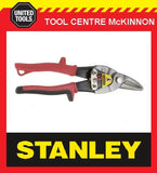 STANLEY FAT MAX LEFT CUT AVIATION TIN SNIPS