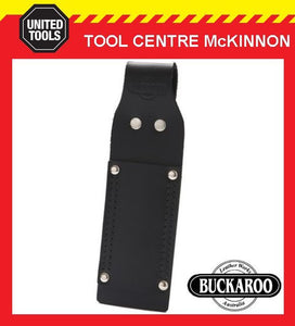 BUCKAROO TMSQP AUSTRALIAN MADE LEATHER COMBINATION SQUARE RULE POUCH