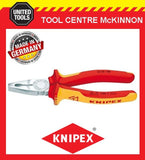KNIPEX 03 06 180 180mm 1000V VDE COMBINATIOND PLIERS – MADE IN GERMANY