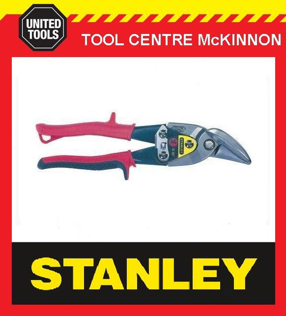 STANLEY FAT MAX OFFSET LEFT CUT AVIATION SNIPS