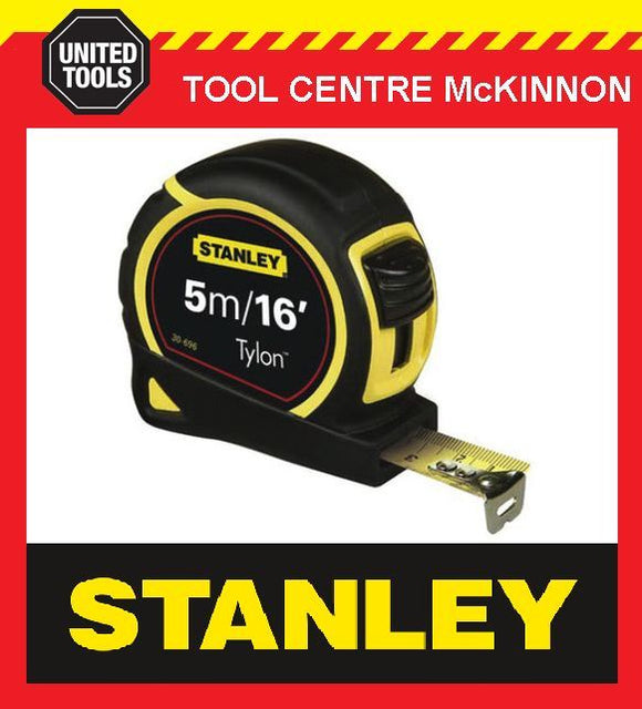 STANLEY TYLON 5m/16' METRIC/IMPERIAL TAPE MEASURE