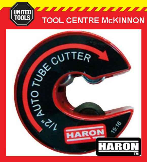 "HARON TAC12 1/2"" AUTOMATIC COPPR PIPE AND TUBE CUTTER"