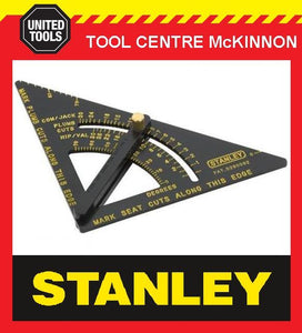 STANLEY PREMIUM ADJUSTABLE ALUMINIUM QUICK SQUARE LAYOUT TOOL