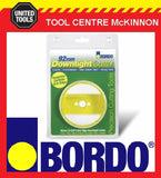 BORDO 95mm TUNGSTEN CARBIDE GRIT EDGE DOWNLIGHT CUTTER