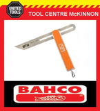 BAHCO 9574-200 200mm ALUMINIUM SLIDING BEVEL WITH STAINLESS STEEL BLADE