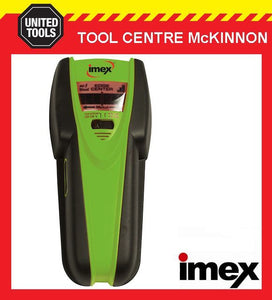 IMEX CENTREFIND PRO STUD & A/C FINDER / WALL SCANNER – 38mm CAPACITY