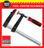 BESSEY TG30S12-2K 300mm x 120mm QUICK ACTION SCREW F-CLAMP – MADE IN GERMANY