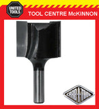"CARB-I-TOOL / CARBITOOL T 225 M 25mm x ¼"" TCT STRAIGHT CUT ROUTER BIT"