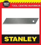 10 x STANLEY FAT MAX 18mm SNAP-OFF SNAP KNIFE BLADES