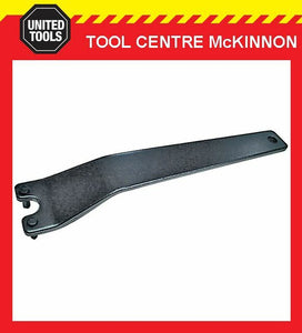 "20mm LOCK NUT PIN SPANNER TO SUIT 4"" ANGLE GRINDER – SUIT MAKITA ETC"