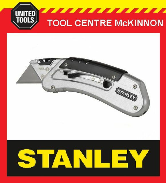 STANLEY QUICKSLIDE POCKET KNIFE