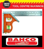 "BAHCO CS150 6"" / 150mm COMBINATION SQUARE WITH SCRIBER"