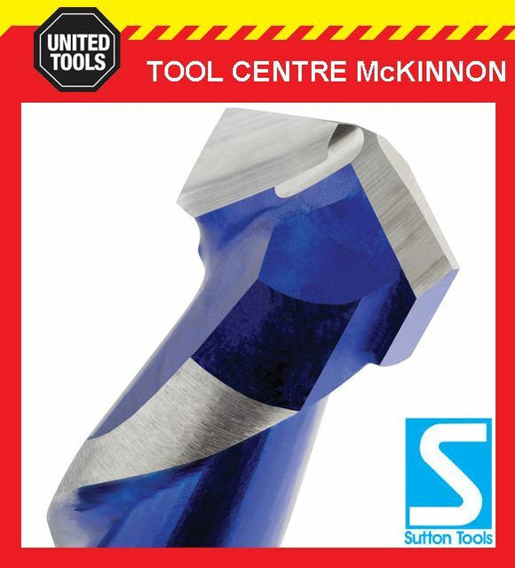 SUTTON 12.0 x 150mm MASONRY & MULTI-MATERIAL CARBIDE DRILL BIT