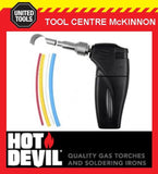 HOT DEVIL HDHSK HEAT SHRINK AND MINI BUTANE GAS BLOW TORCH KIT