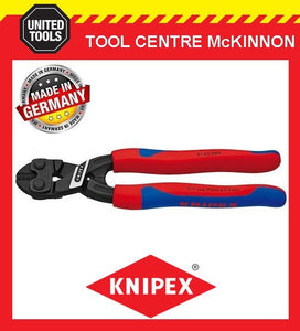 KNIPEX 71 02 200 200mm COBALT COMPACT BOLT CUTTERS – MADE IN GERMANY