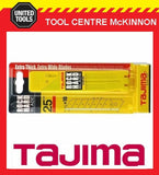 10 x TAJIMA ROCK HARD 25mm SNAP OFF UTILITY KNIFE BLADES – LCB65