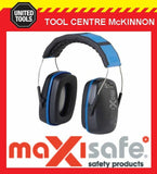 MAXISAFE 3003 BLUE CLASS 5 26dB AS/NZS 1270:1999 EAR MUFFS – MADE IN GERMANY