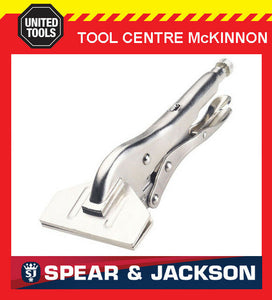 ECLIPSE BY SPEAR & JACKSON VISE GRIP STYLE LOCKING SHEET METAL TOOL – 78mm JAW