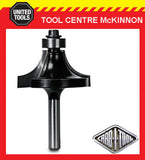 "CARB-I-TOOL / CARBITOOL T 516 B 12.7mm RADIUS x ¼"" TCT ROUNDING OVER ROUTER BIT"