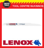 "LENOX 9"" 956R NAIL EMBEDDED WOOD RECIPROCATING / SABRE SAW BLADE"