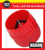 HARON DT200 DEBURRER TOOL FOR INTERNAL AND EXTERNAL TUBE PIPE ENDS