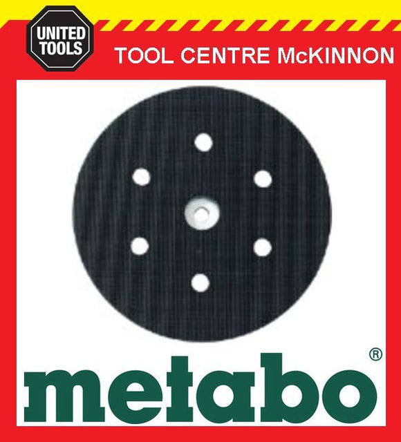 METABO SXE 400 SANDER 80mm REPLACEMENT BASE / PAD