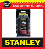 100 x STANLEY FAT MAX UTILITY KNIFE BLADES IN CASE