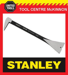 "STANLEY 10"" / 254mm NAIL PULLER PRY CLAW MOULDING BAR"