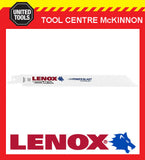 "LENOX 8"" 818R MEDIUM METAL CUTTING RECIPROCATING / SABRE SAW BLADE"