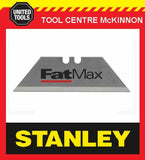 5 x STANLEY FAT MAX UTILITY KNIFE BLADES