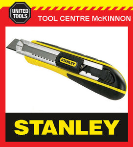 STANLEY FATMAX 10-486 25mm RETRACTABLE SNAP OFF KNIFE