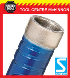 SUTTON BLUE CERAM 10mm DIAMOND CORE TILE DRILL BIT FOR PORCELAIN TILES