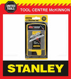 STANLEY CARBIDE TIPPED UTILITY KNIFE BLADES – 50 PACK