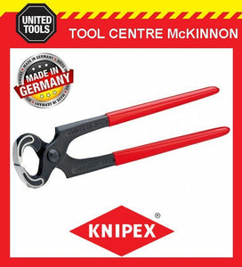 KNIPEX 50 01 250 250mm CARPENTERS PINCER / NAIL PULLERS – MADE IN GERMANY