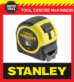 STANLEY FATMAX 5m METRIC TAPE MEASURE (3.3m STANDOUT)