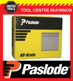 PASLODE 50mm ND SERIES 14 GAUGE STAINLESS STEEL BRADS / NAILS – BOX OF 2000