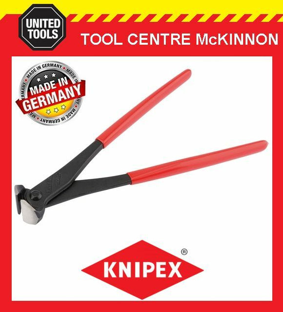 KNIPEX 68 01 280 280mm END NIPPER / CUTTING NIPPERS PLIERS – MADE IN GERMANY