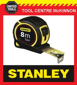 STANLEY TYLON 8m METRIC TAPE MEASURE