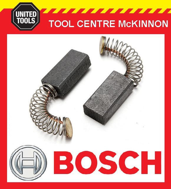 GENUINE BOSCH 1607014117 CARBON BRUSHES – SUIT GEX 125 A / AC / AVE, GEX 125-150