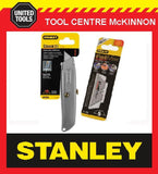 STANLEY CLASSIC 99 RETRACTABLE KNIFE WITH BONUS BLADES – 8 BLADES!